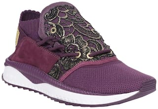 Puma Women Purple Sneakers