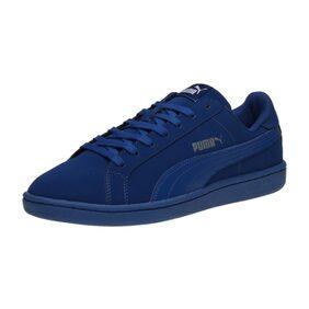 Puma Unisex Smash Buck Blue Sneakers
