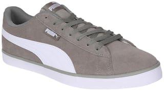 64b5959bd7862d Buy Puma Men Grey Sneakers - 36525902 Online at Low Prices in India ...