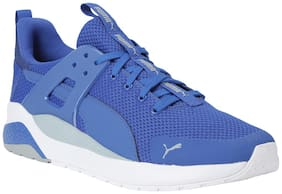 Sneakers Shoes For Unisex ( Blue )