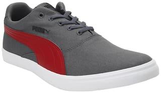 Puma Rigel IDP Classic Sneakers Shoes For Men (Grey)