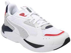 Sneakers Shoes For Unisex ( White )