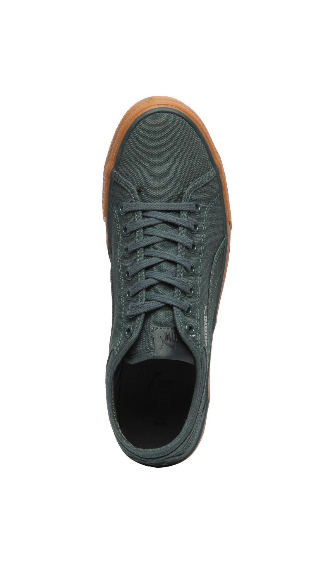 e155fe7187403b Buy Puma Unisex Yale Gum Solid Green Sneakers Shoes Online at Low Prices in  India - Paytmmall.com