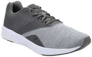 Puma Trigger Running Shoes For Men (Grey )