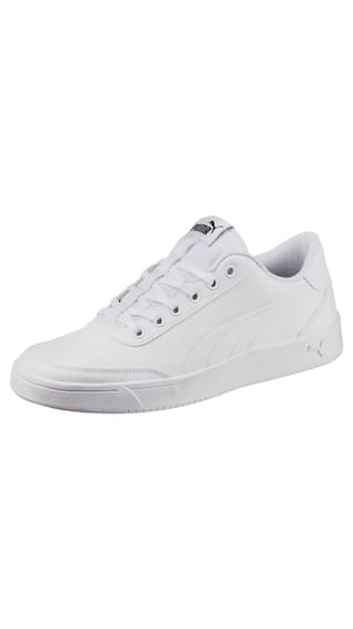 9d5a14e5879 Buy Puma Women White Sneaker Shoes Online at Low Prices in India ...