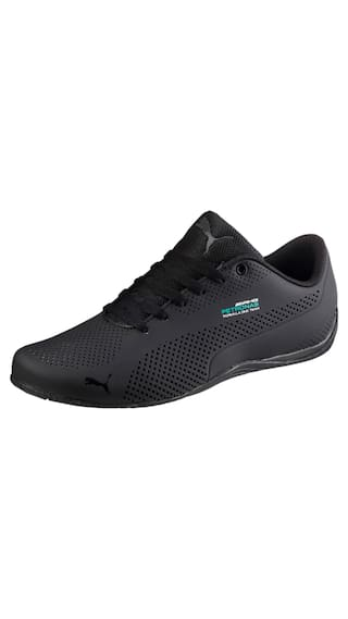 ab703ad61153ce Buy Puma Women Black Sneaker Shoes Online at Low Prices in India ...