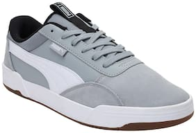 Sneakers Shoes For Unisex ( Grey )