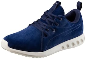 Puma Unisex Carson 2 Molded Suede Blue Sneakers Shoes