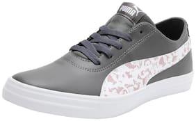 Puma Women Grey Sneakers
