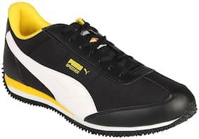 Puma Velocity Tetron Black Running Shoes