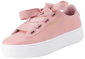 Puma Women Pink Classic Sneakers