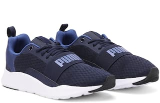 PUMA Wired Unisex Running Shoes