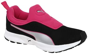Puma Women Burst Slipon Wn's IDP Walking Shoes ( Black )
