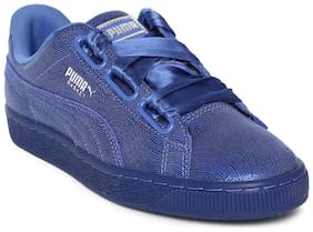 Puma Women Blue Sneakers