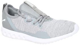 Puma Women Carson 2 X Knit IDP Walking Shoes ( Grey )