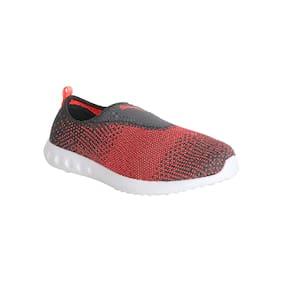 Puma Women Grey Mesh Sport Shoes