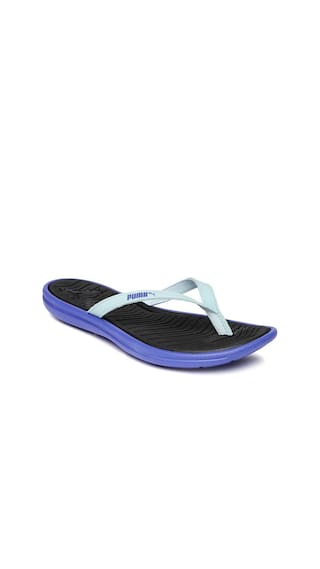 0a87c7ccf49 Buy PUMA Women Lux Flip Pro Flip-Flops Online at Low Prices in India ...