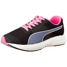 Puma Women Black & Pink Running Shoes