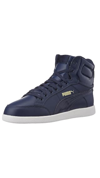 Buy Puma Women s Puma Ikaz Mid Classic Sneakers Online at Low Prices ... 2b31804b2a