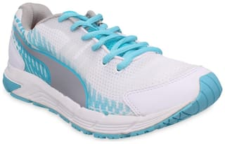 8464ba9a Buy Puma Women's Ultron Wn s IDP Blue Running Shoes Online ...