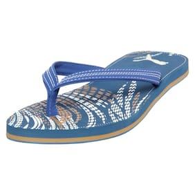d03dc6206d6 Puma Women s Express Blue Flip Flops