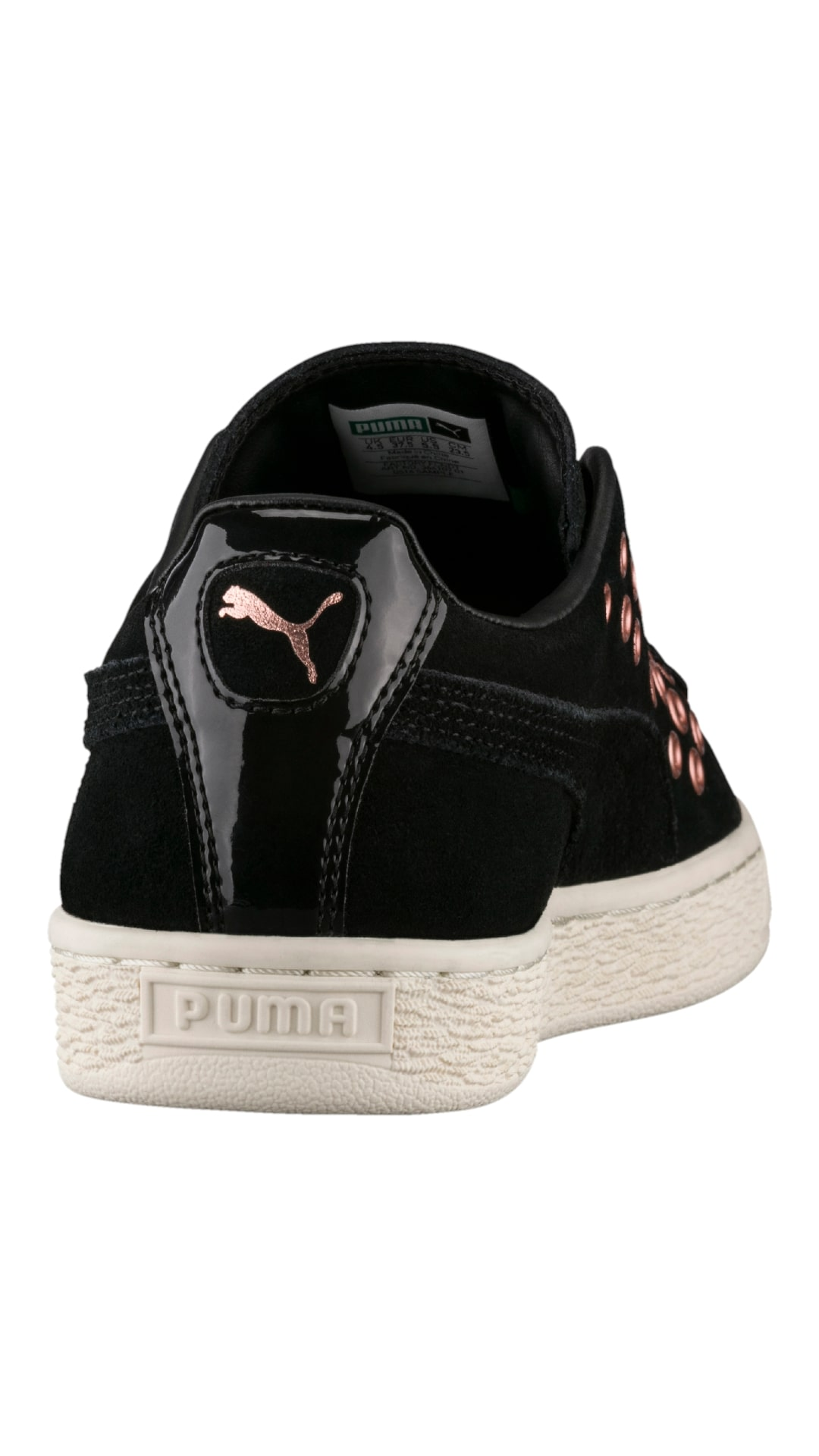 6b16f5d24de724 Buy Puma Women Black Sneaker Shoes Online at Low Prices in India -  Paytmmall.com