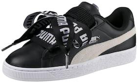 Basket Heart DE Wn's Training/ Gym Shoes For Women ( Black )