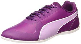 Puma Women's Soleil Sl WhiteAnd Black Sneakers - 5 UK/India (38 EU)