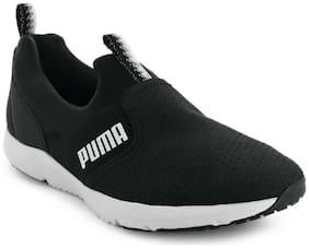 Puma Women's Flex XT SlipOn Wn's Black Running Shoes