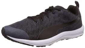 Puma Women's EvaderXTv2Wns Periscope and Black Running Shoes - 5 UK/India (38 EU)