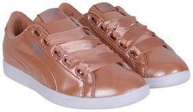 Puma Women Peach Sneakers