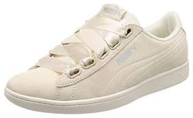 Puma Women Off-White Casual Shoes
