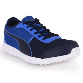 Puma Running Shoes For Men ( Blue )