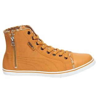 17600c1d8642 Buy Puma Men Yellow Casual Shoes - 36615403 Online at Low Prices in ...