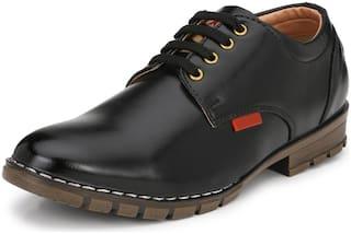 RAY J Black Formal Shoes For Men