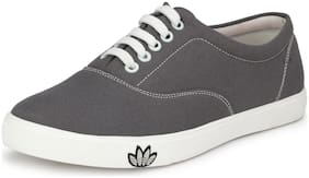 RAY J Men Grey Casual Shoes - RJ1071