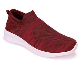 RAYSFIELD Men Red Sneakers