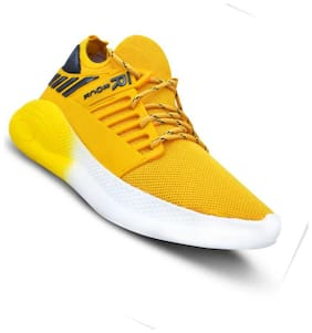 raysfield mens Yellow sports shoes Running Shoes For Men ( Yellow )