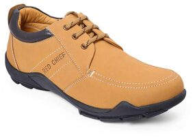 Red Chief Men Tan Casual Shoes - Rc3460 022