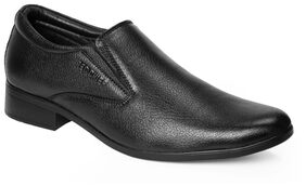 Red Chief Men Black Formal Shoes - Rc3497