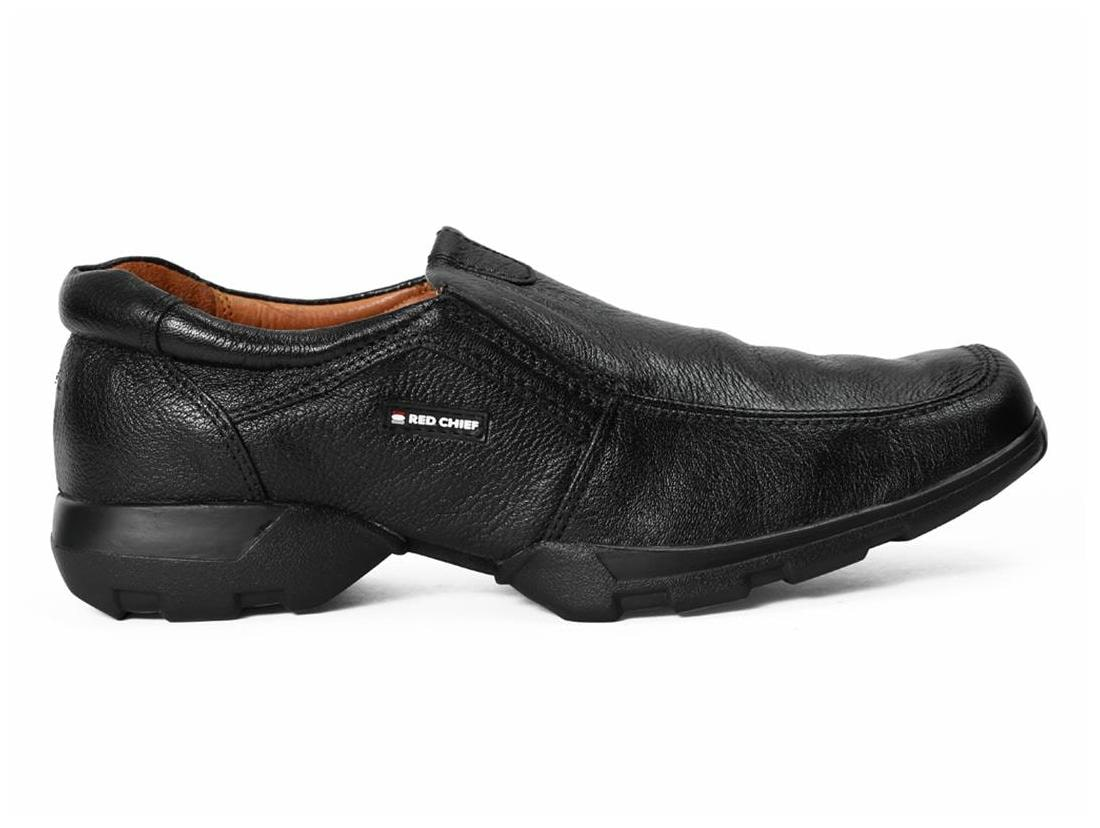Buy Red Chief Men Black Formal Shoes Online At Low Prices In India