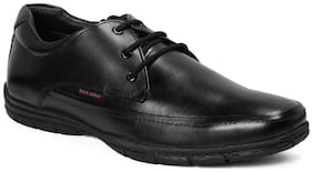 Red Chief Men Black Formal Shoes - Rc3454