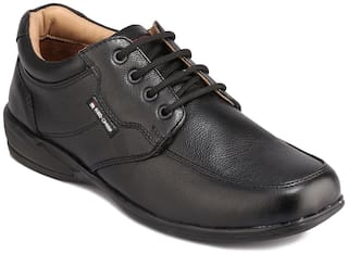 Red Chief Men Black Casual Shoes - RC3506