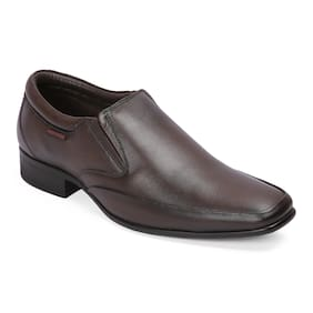 Red Chief Men Brown Formal Shoes - C1400310