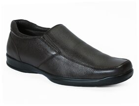Red Chief Men Black Formal Shoes - Rc3500