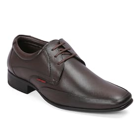 Red Chief Men Brown Formal Shoes - C1300309