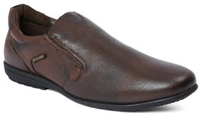 Red Chief Men Brown Formal Shoes - Rc3512