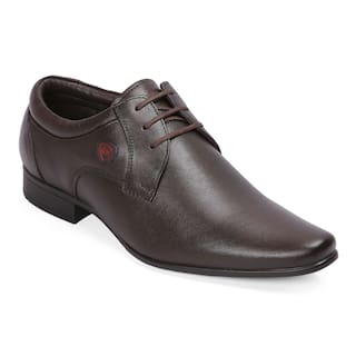 0790a8d8b63 Buy Red Chief Men Brown Formal Shoes - C700306 Online at Low Prices ...