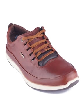 Men Brown Casual Shoes ,Pack Of 1 Pair