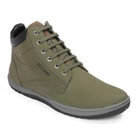 Red Chief Men Green Sneakers - Mdopo202508